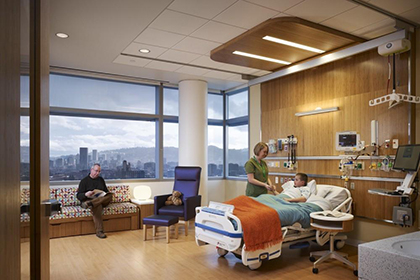 美国医院为什么不像中国那样拥挤?