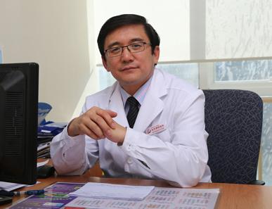 北京朝阳医院  呼吸内科  郭兮恒  主任医师图片